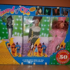 Vintage 1988 The Wizard of Oz 50TH Anniversary Dol